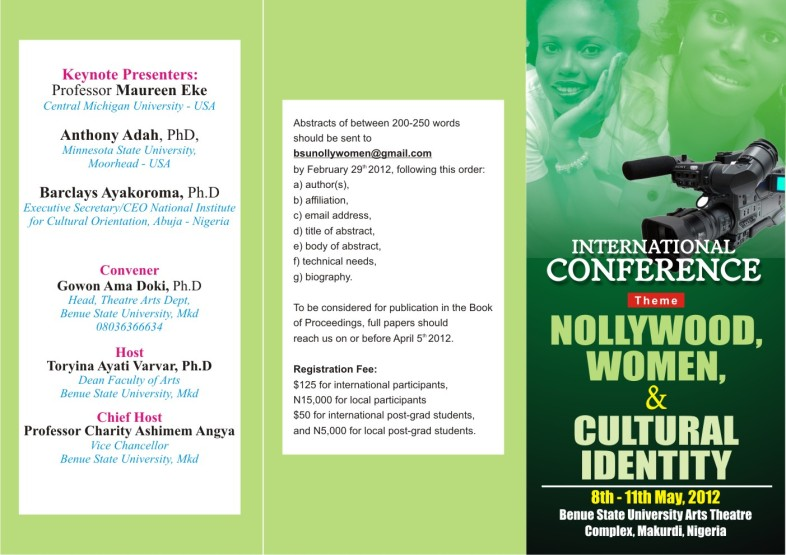 Nollywood, Women, and Cultural Identity